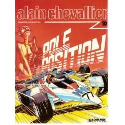Alain Chevallier 10 Pole position 1e druk 1986