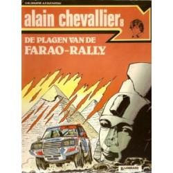 Alain Chevallier 08 Plagen van de farao-rally 1e druk 1985