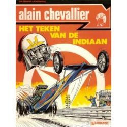 Alain Chevallier 07 Het teken van de indiaan 1e druk 1983