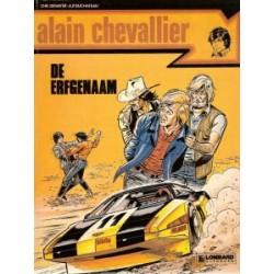 Alain Chevallier 06 De erfgenaam 1e druk 1982