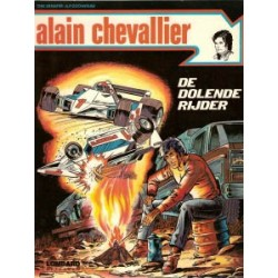 Alain Chevallier 05 De dolende rijder 1e druk 1981