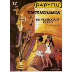 Papyrus 17: Toetanchamon – De vermoorde farao