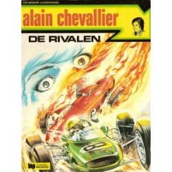 Alain Chevallier 01<br>De rivalen<br>1e druk Helmond 1978