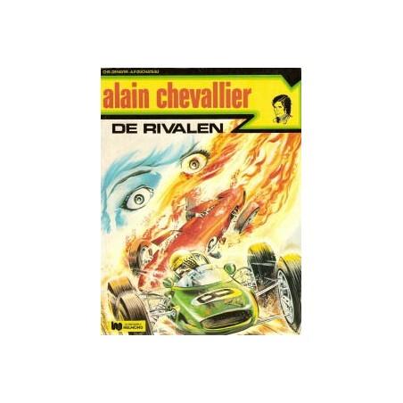 Alain Chevallier 01 De rivalen 1e druk Helmond 1978