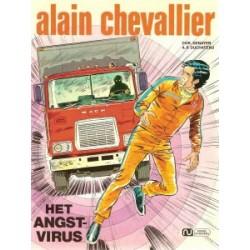 Alain Chevallier 06R Het angstvirus 1e druk 1976