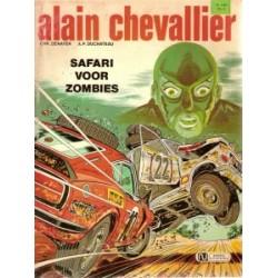 Alain Chevallier 05R Safari voor zombies 1e druk 1975