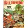 Alain Chevallier R05 Safari voor zombies 1e druk 1975