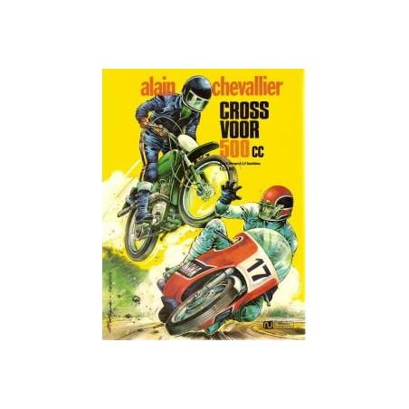 Alain Chevallier 03R Cross voor 500 CC 1e druk 1974