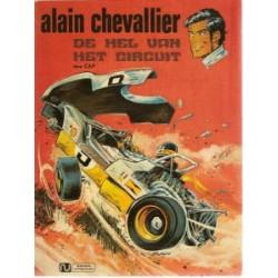 Alain Chevallier 01R De hel van het circuit 1e druk 1973