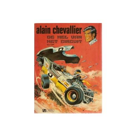Alain Chevallier R01 De hel van het circuit 1e druk 1973
