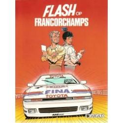 Flash op Francorchamps<br>reclamealbum voor Toyota 1988