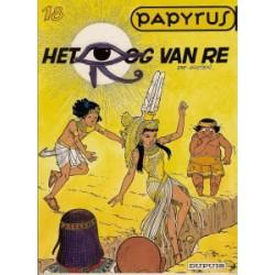 Papyrus 18: Het oog van Re
