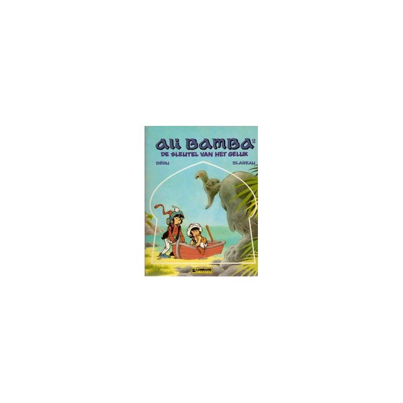 Ali Bamba 02 De sleutel van het geluk 1e druk 1986