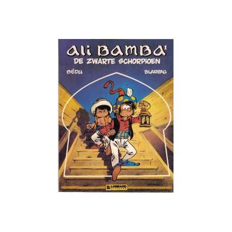 Ali Bamba 01 De zwarte schorpioen 1e druk 1985