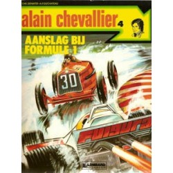 Alain Chevallier 04<br>Aanslag bij Formule 1<br>herdruk 1985