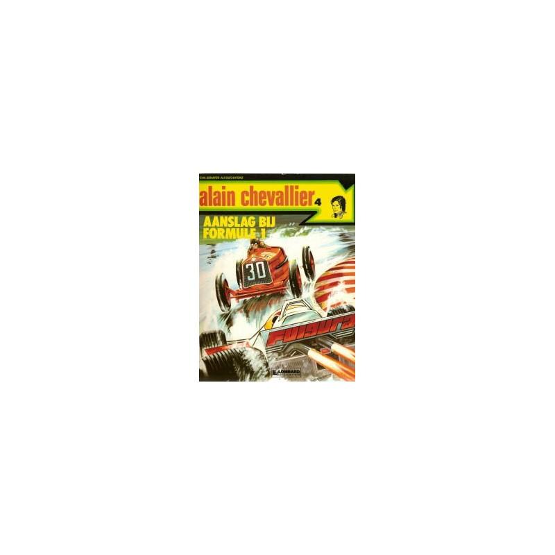 Alain Chevallier 04 Aanslag bij Formule 1 herdruk 1985