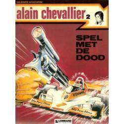 Alain Chevallier 02<br>Spel met de dood<br>herdruk 1985