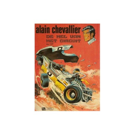 Alain Chevallier Rossel set deel 1 t/m 7
