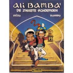 Ali Bamba setje<br>deel 1 t/m 3<br>1e drukken 1985-1987