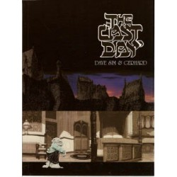 Cerebus 16<br>The last day<br>second printing
