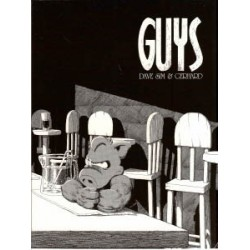 Cerebus 11<br>Guys<br>fourth printing