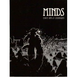 Cerebus 10<br>Minds<br>second printing
