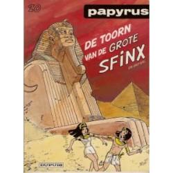 Papyrus 20: De toorn van de grote Sfinx