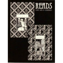 Cerebus 09<br>Reads<br>second printing