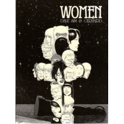Cerebus 08<br>Women<br>second printing