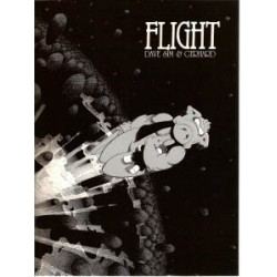 Cerebus 07<br>Flight<br>fifth printing