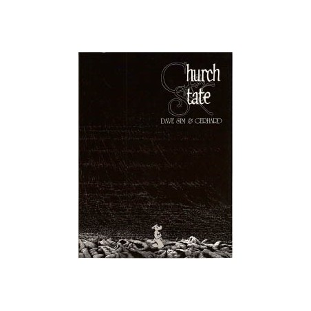 Cerebus 04<br>Church & state II<br>eigth printing