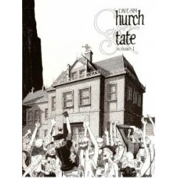 Cerebus 03<br>Church & state I<br>ninth printing