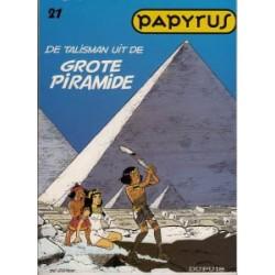 Papyrus 21: De talisman uit de grote pyramide