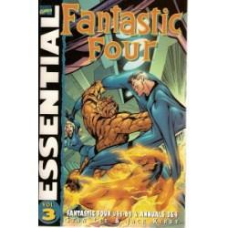 Essential Fantastic Four vol. 3 41-63 & Annual 3 & 4