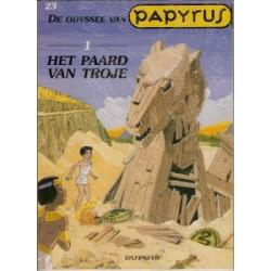 Papyrus 23: De odyssee van Papyrus 1 – Het paard van Trohe