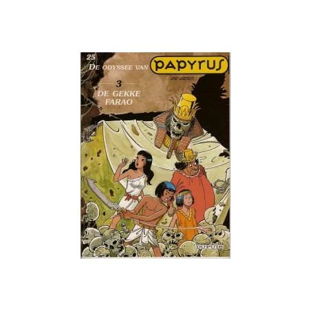 Papyrus 25: De odyssee van Papyrus 3 – De gekke farao
