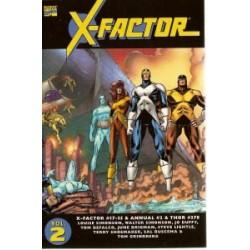 Essential X-factor vol. 2 17-35, annual 2 & Thor 378