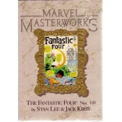 Marvel Masterworks 02 Fantastic Four HC 1-10