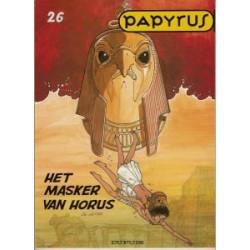 Papyrus 26: Het masker van Horus