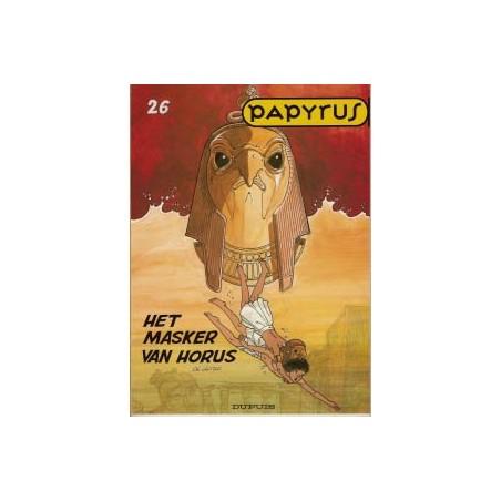 Papyrus  26 Het masker van Horus