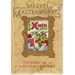 Marvel Masterworks 03 X-men HC 1-10 first printing