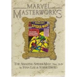 Marvel Masterworks 05 Amazing Spider-man HC 11-20