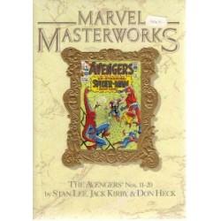 Marvel Masterworks 09 Avengers HC 11-20