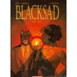 Blacksad 03<br>Rode ziel