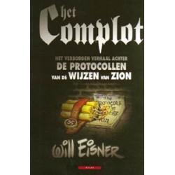 Eisner Het complot De protocollen van de wijzen van Zion
