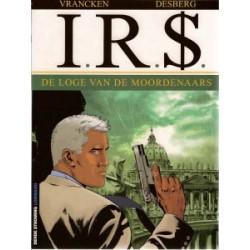 IRS 10 De loge van de moordenaars