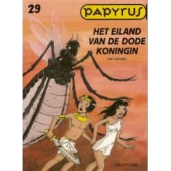 Papyrus 29 - Het eiland van de dode koningin