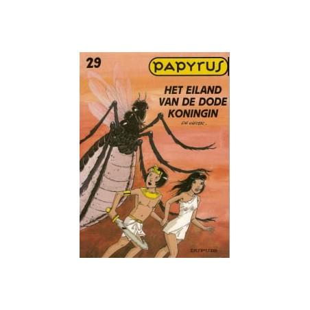 Papyrus  29  Het eiland van de dode koningin