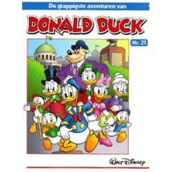 Grappigste avonturen Donald Duck 21 Vicar 1e druk