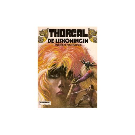 Thorgal  01 De ijskoningin